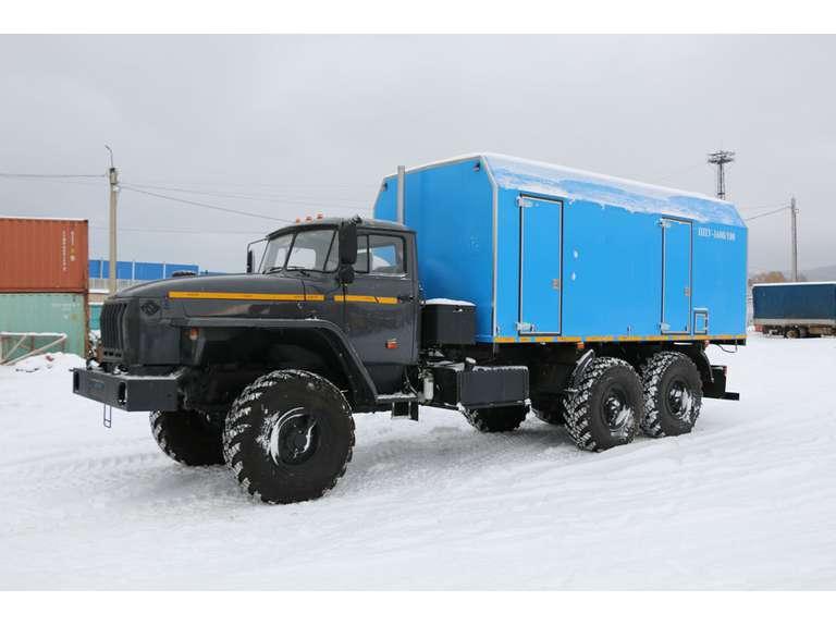ППУА 1600/100 Урал 5557