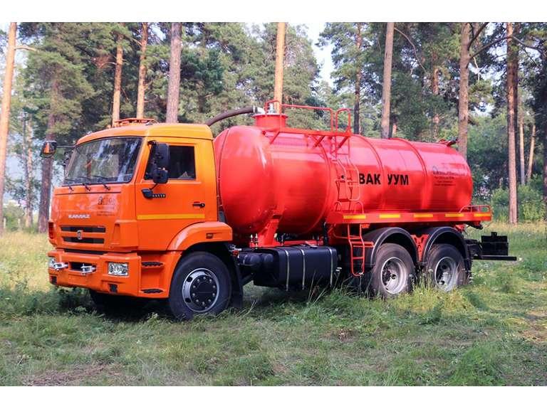 МВ-12 на шасси КАМАЗ 65115