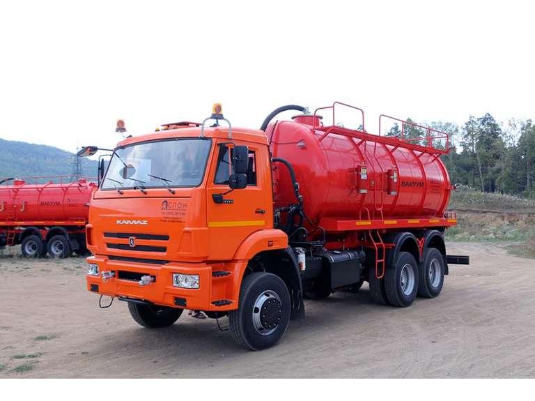 МВ-15 на шасси КАМАЗ 65111
