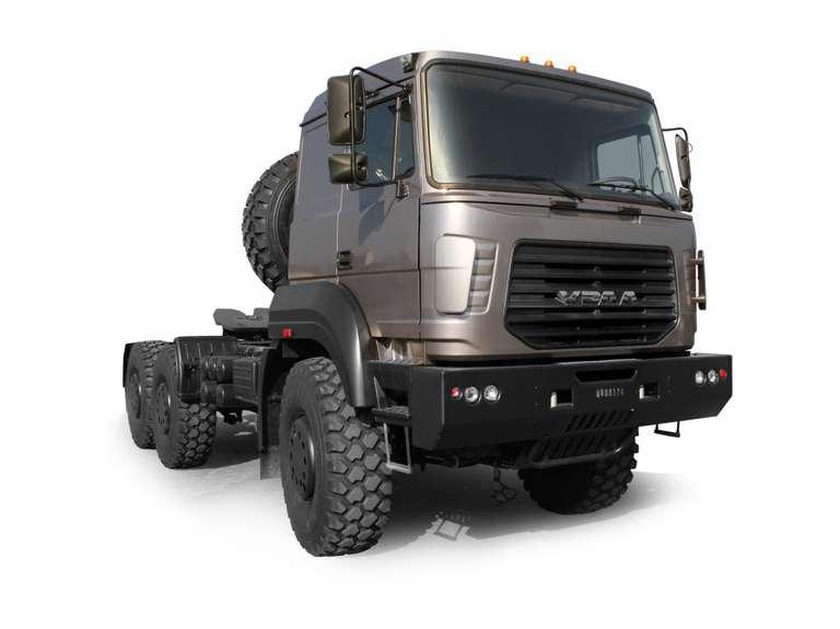 Седельный тягач Урал 63704К