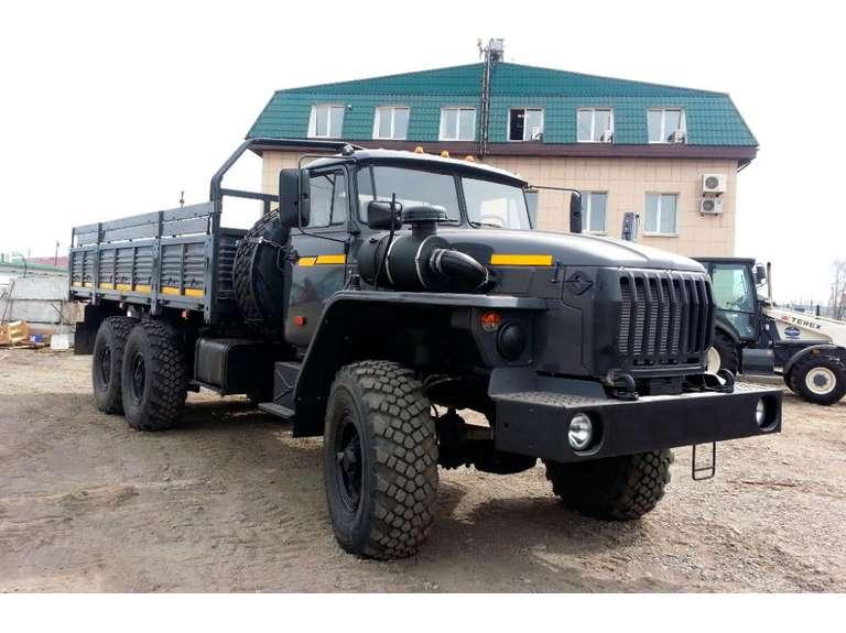 Бортовой автомобиль Урал 4320-60Е5 УДЛ