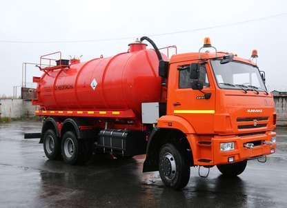АКН-15 на шасси КАМАЗ 65111-46