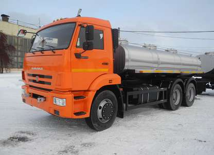 АЦПТ-8,3 на шасси КАМАЗ 65115