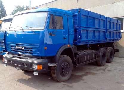 Самосвал Камаз 45144