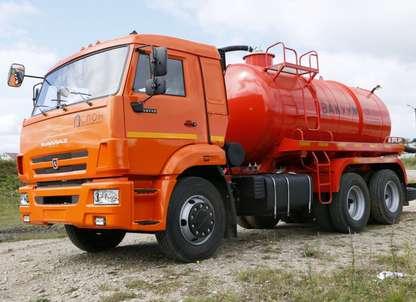 МВ-10 на шасси КАМАЗ 65115