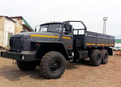 Бортовой автомобиль Урал 4320 УДЛ