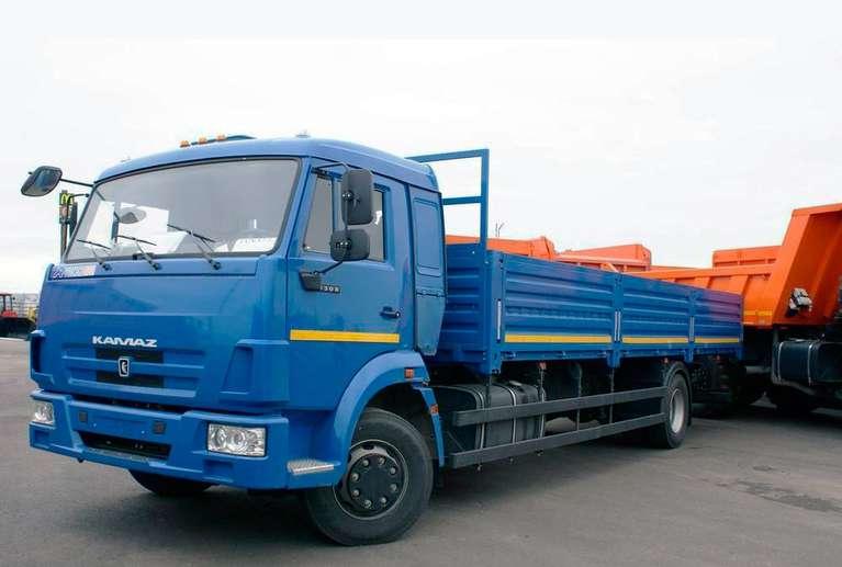 Бортовой автомобиль КАМАЗ 5308