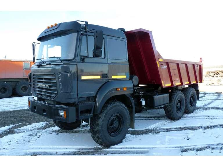 Самосвал Урал 55571-80E5