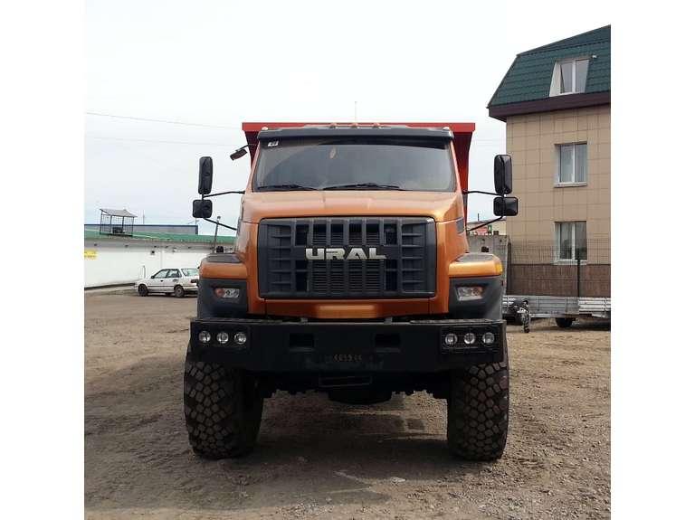 Самосвал Урал NEXT 55571-72Е5 (ковшового типа)