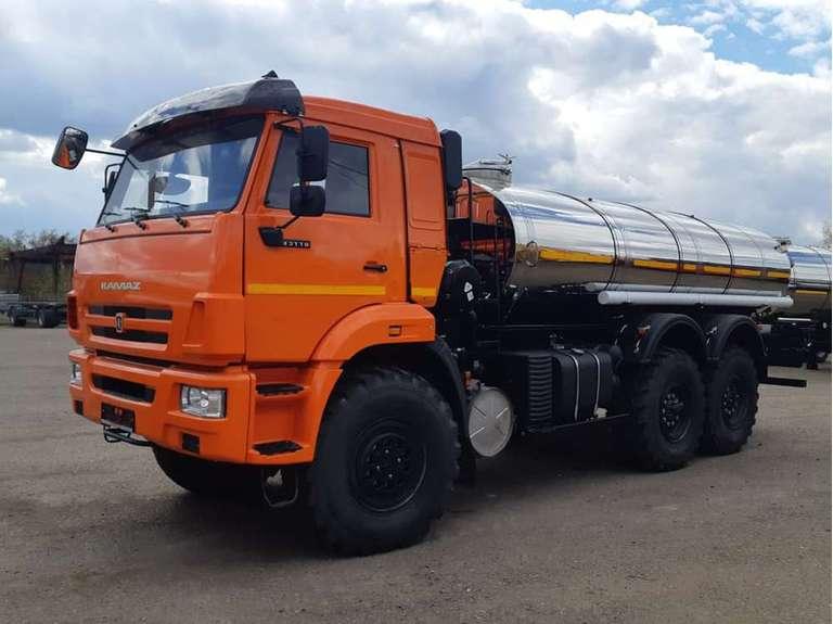 АЦПТ-9,5 КАМАЗ 43118-RR