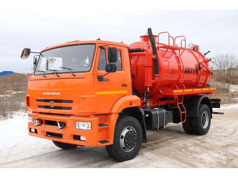 МВС-10 на шасси КАМАЗ 53605