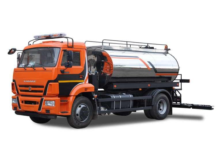 Автогудронатор АС-43253 на шасси КАМАЗ 43253