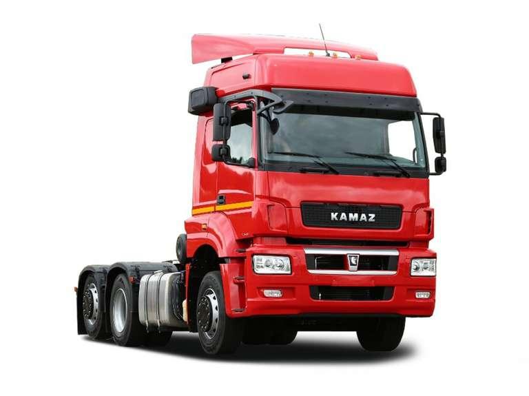 Седельный тягач Камаз 65209-87(S5)