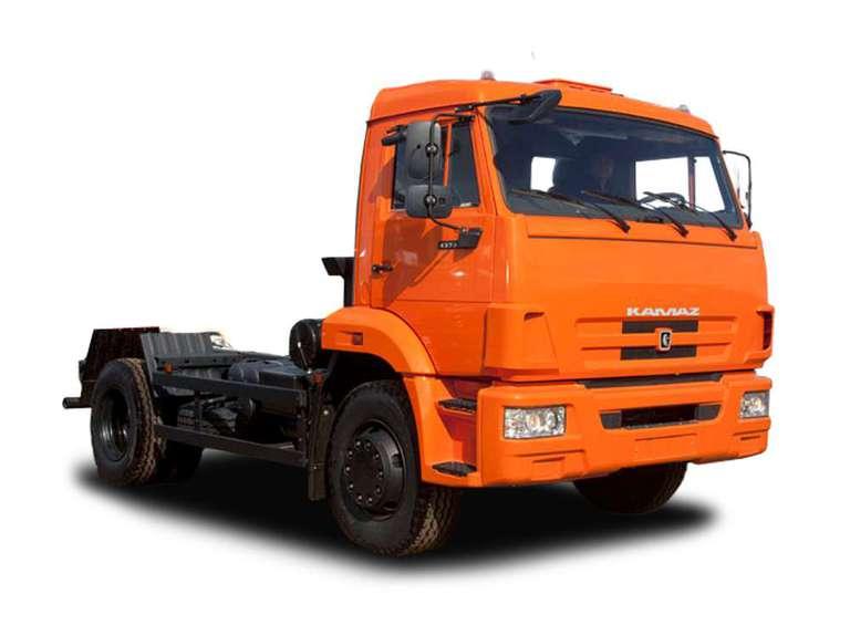 Шасси Камаз 43255-69(G5)