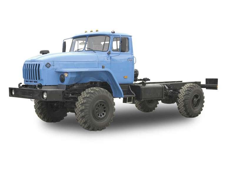 Шасси Урал 43206-61Е5