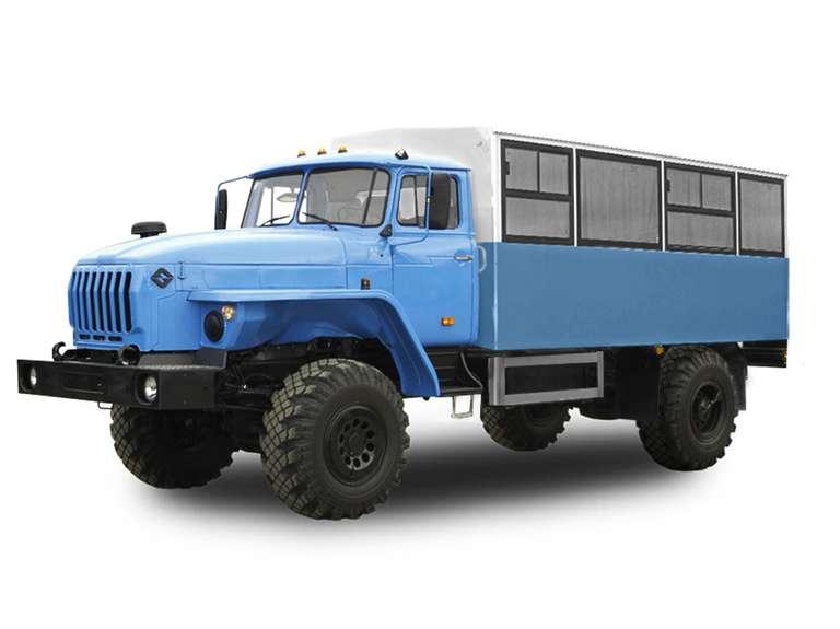 Вахтовый автобус Урал 32552-61Е5 (20 мест)