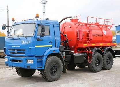 АКН-10 на шасси КАМАЗ 43118-50
