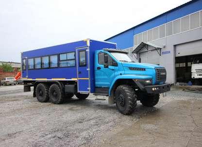 Вахтовый автобус Урал NEXT 4320-72Е5Г38 (28 мест)