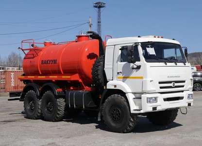 МВ-10 на шасси КАМАЗ 43118
