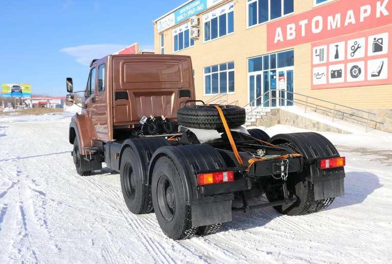 Седельный тягач Урал NEXT 7470-01