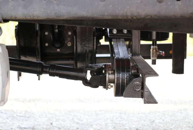 Вакуумная машина МВС-10 на шасси КАМАЗ 65115-50 (без спального места)