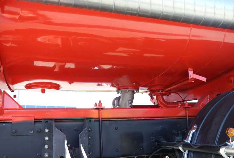 Автотопливозаправщик АТЗ-17 на шасси МАЗ 6312С9