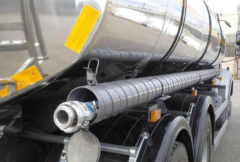 Автоцистерна АЦПТ-11 на шасси УРАЛ NEXT (6х4)