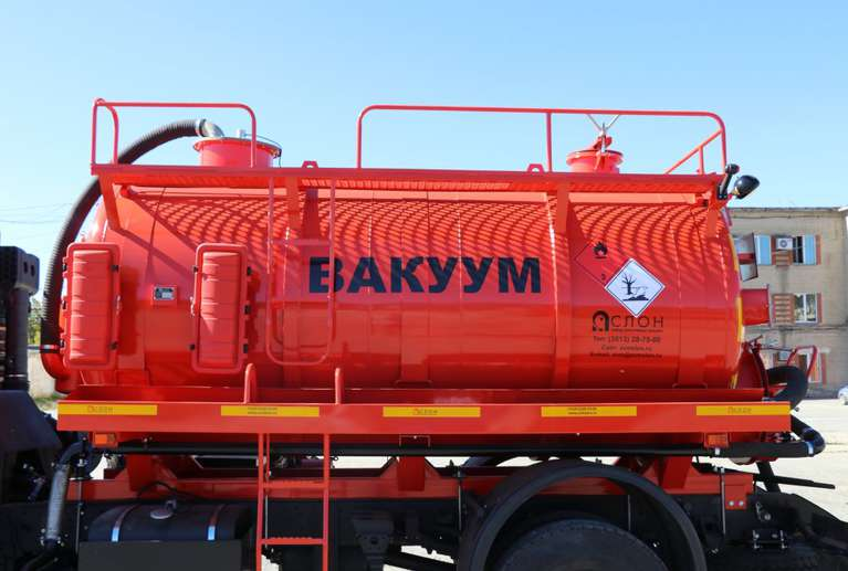 АКН-10 на шасси КАМАЗ 53605