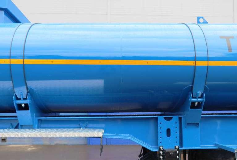 Полуприцеп-цистерна ППЦ-20 (Техвода)
