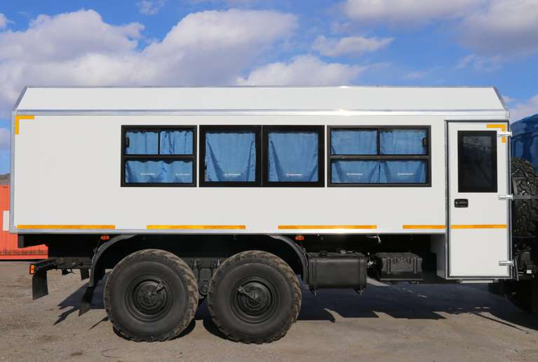 Кузов-фургон изотермический