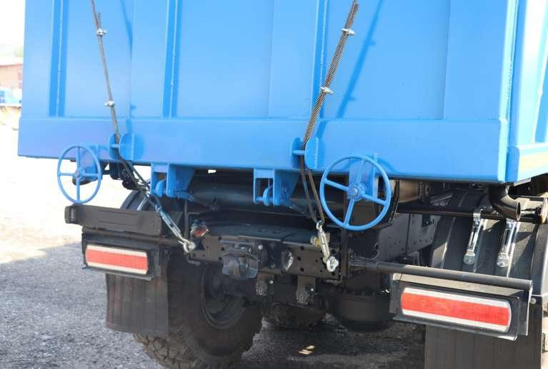 Самосвал-шламовоз на шасси КАМАЗ 43118-50
