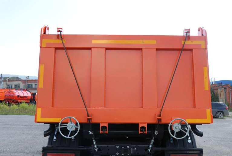 Самосвал-шламовоз на шасси КАМАЗ 43118-50 (12 куб. м)