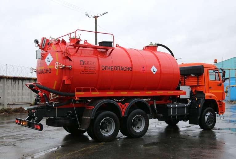 АКН-15 на шасси КАМАЗ 65111-50