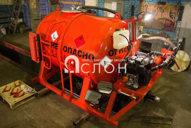 АКН-3,5 (на базе ЧЕТРА)