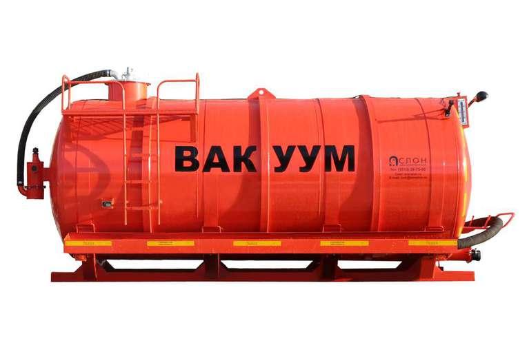 Цистерна МВ-10 (3 дополнительные опции)