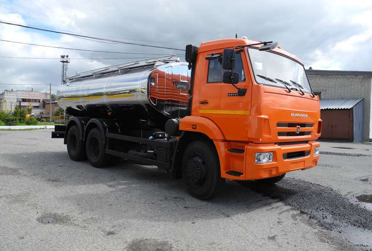 АЦПТ-11,5 на шасси КАМАЗ 65115