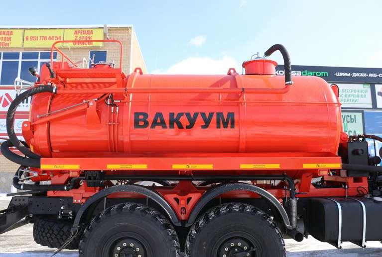 МВС-10 на шасси КАМАЗ 43118-3027-46