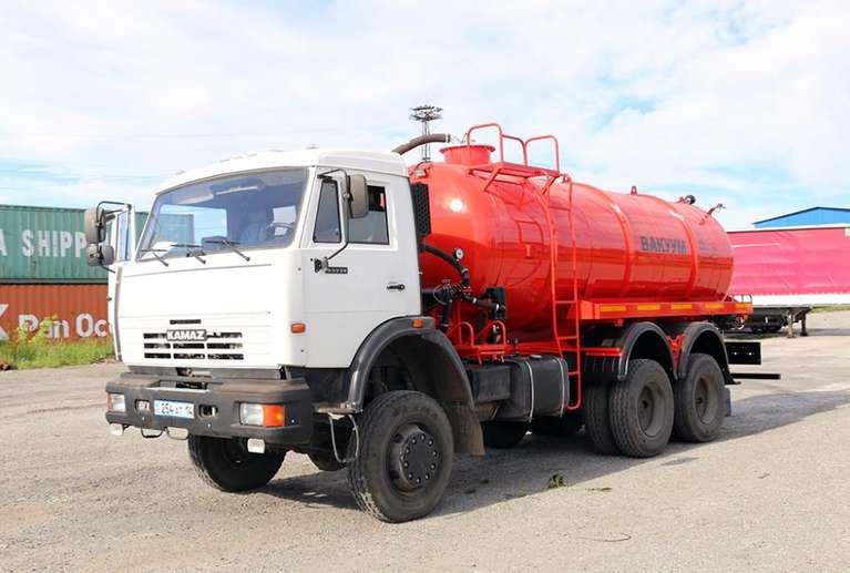 МВ-13 на шасси КАМАЗ 53228