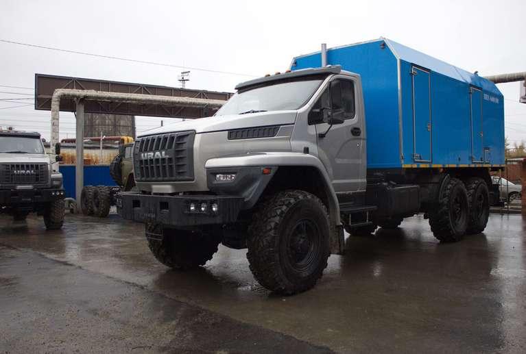 ППУА 1600/100 Урал NEXT