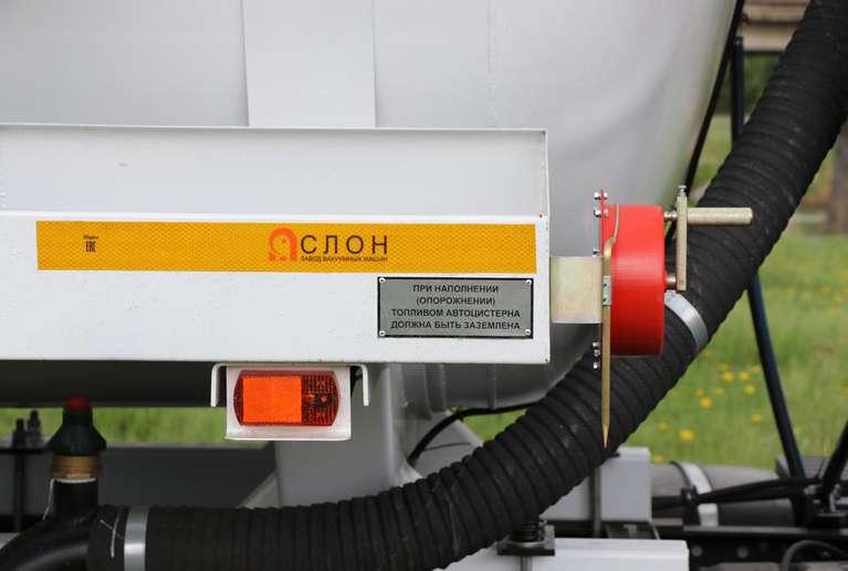 АКН-15 на шасси КАМАЗ 65115