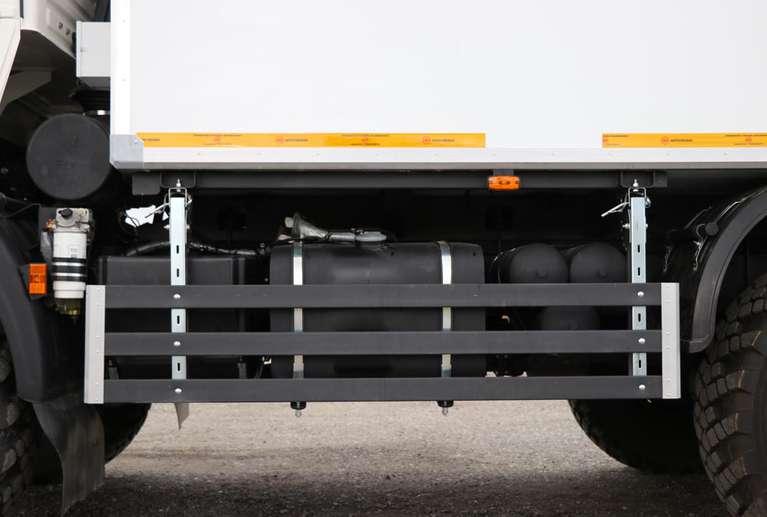 Изотермический автофургон на шасси КАМАЗ 43118 с ХОУ Thermo King
