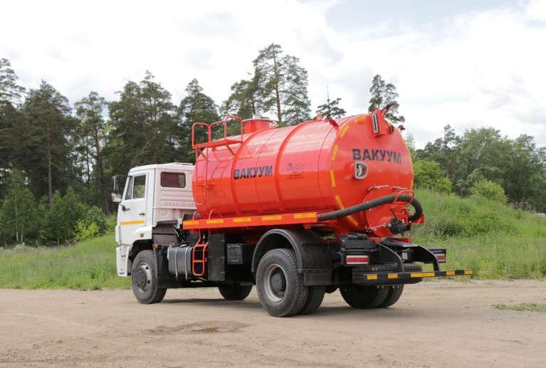 МВ-11 на шасси КАМАЗ 53605