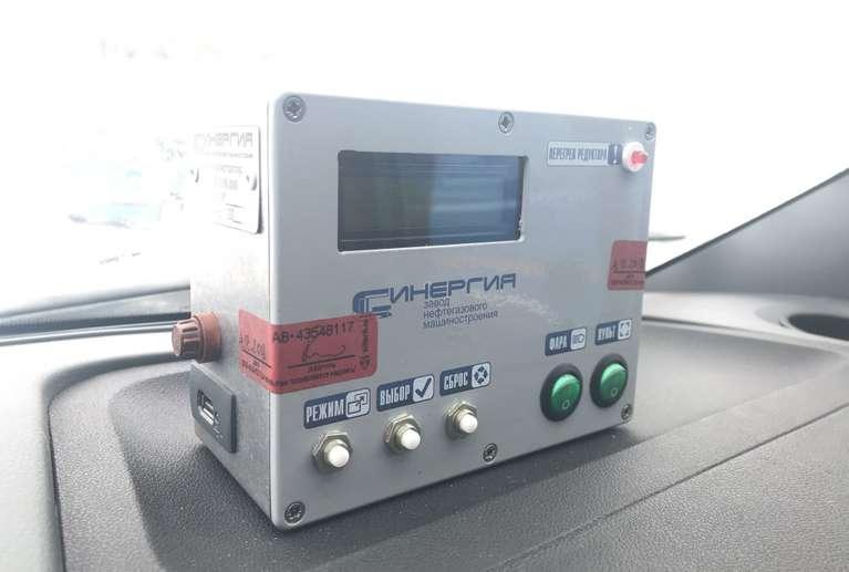 Агрегат цементировочный (СИН35) на шасси УРАЛ NEXT 4320-72Е5 (со спальным местом)