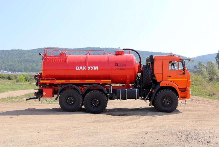 МВ-12 на шасси КАМАЗ 43118
