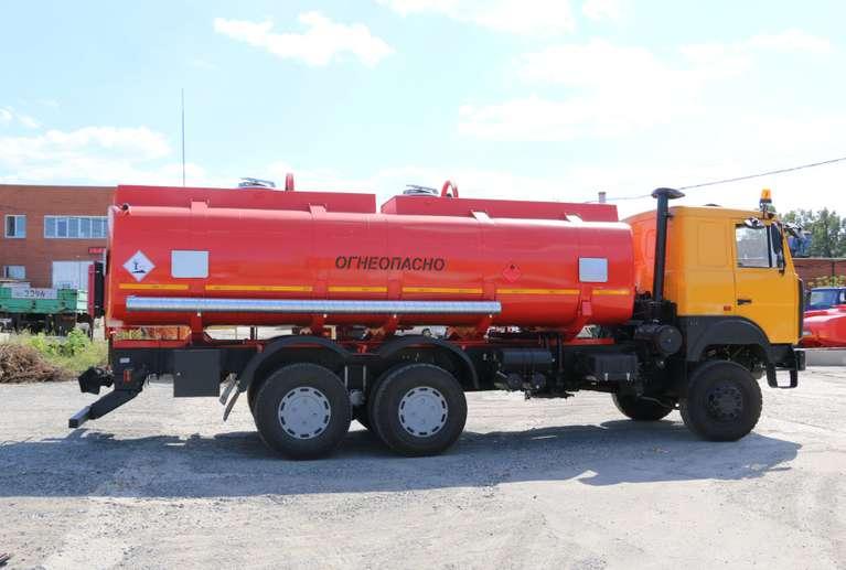 АЦ-20 на шасси МАЗ 6317Х9