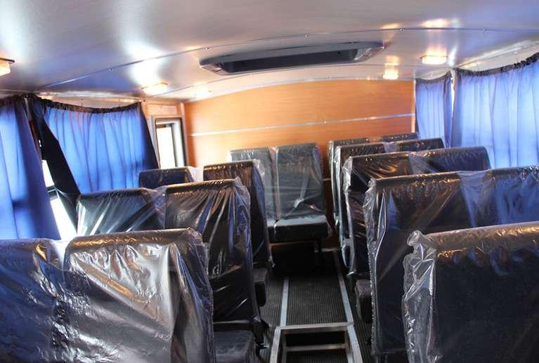 Вахтовый автобус Урал NEXT 32551-71Е5