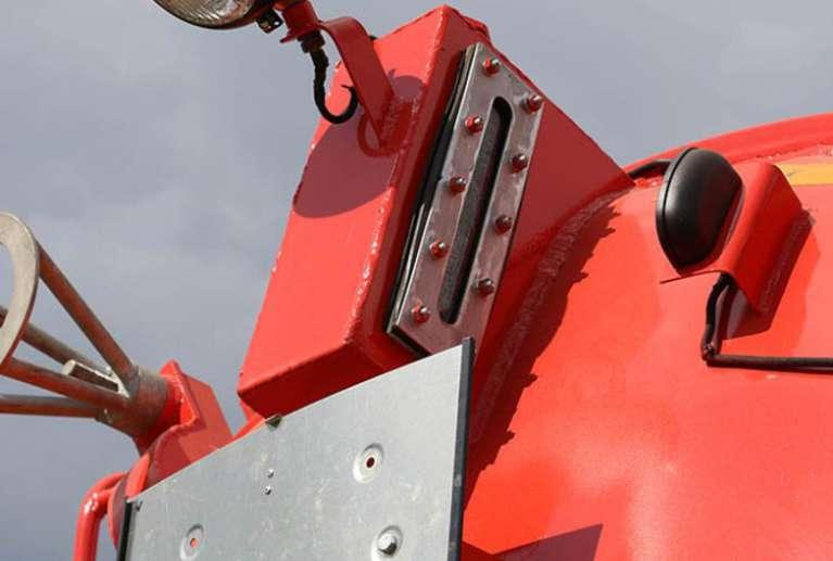 АКН-17 на шасси КАМАЗ 65111-50