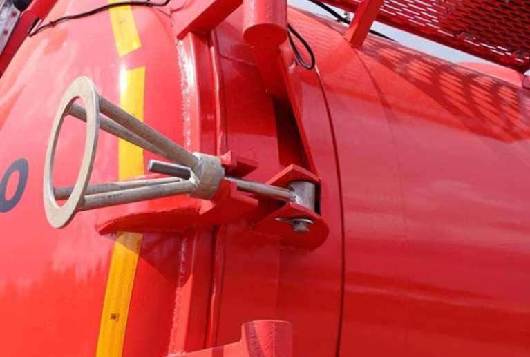 МВ-15ОД на шасси КАМАЗ 65111
