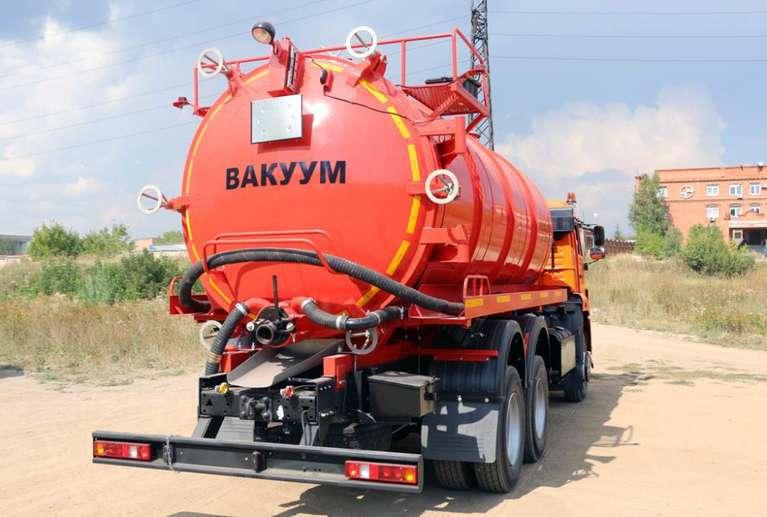 МВ-15ОД НА ШАССИ КАМАЗ 65115