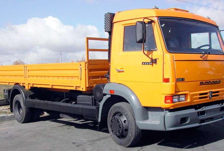 Бортовой автомобиль КАМАЗ 4308